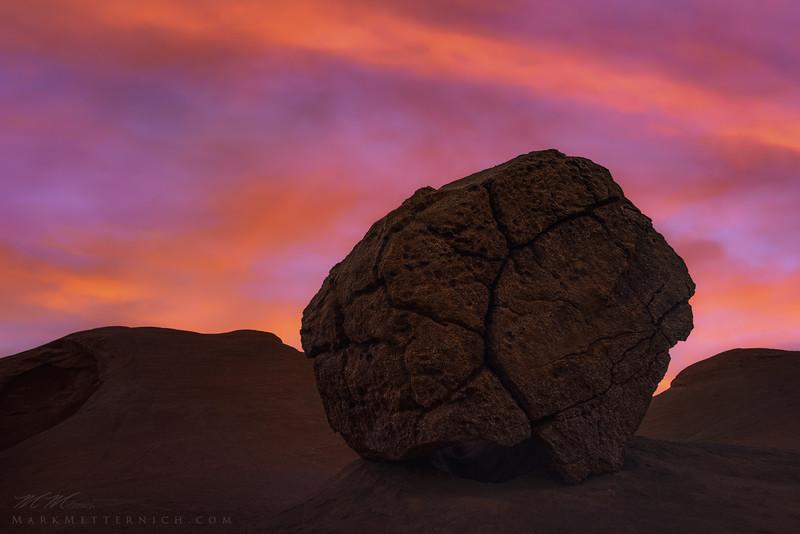 """""""The Rock"""" - (Remote Utah)"""