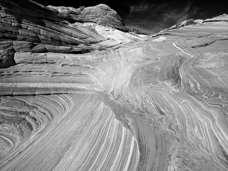 The Wave. Arizona.