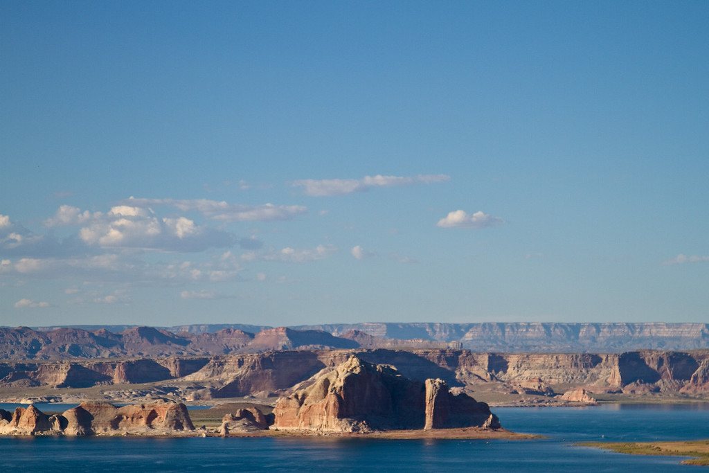 Lake Powell, near Page, AZ.