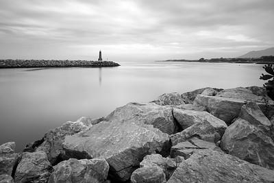 Lighthouse - Puerto Banos, Spain