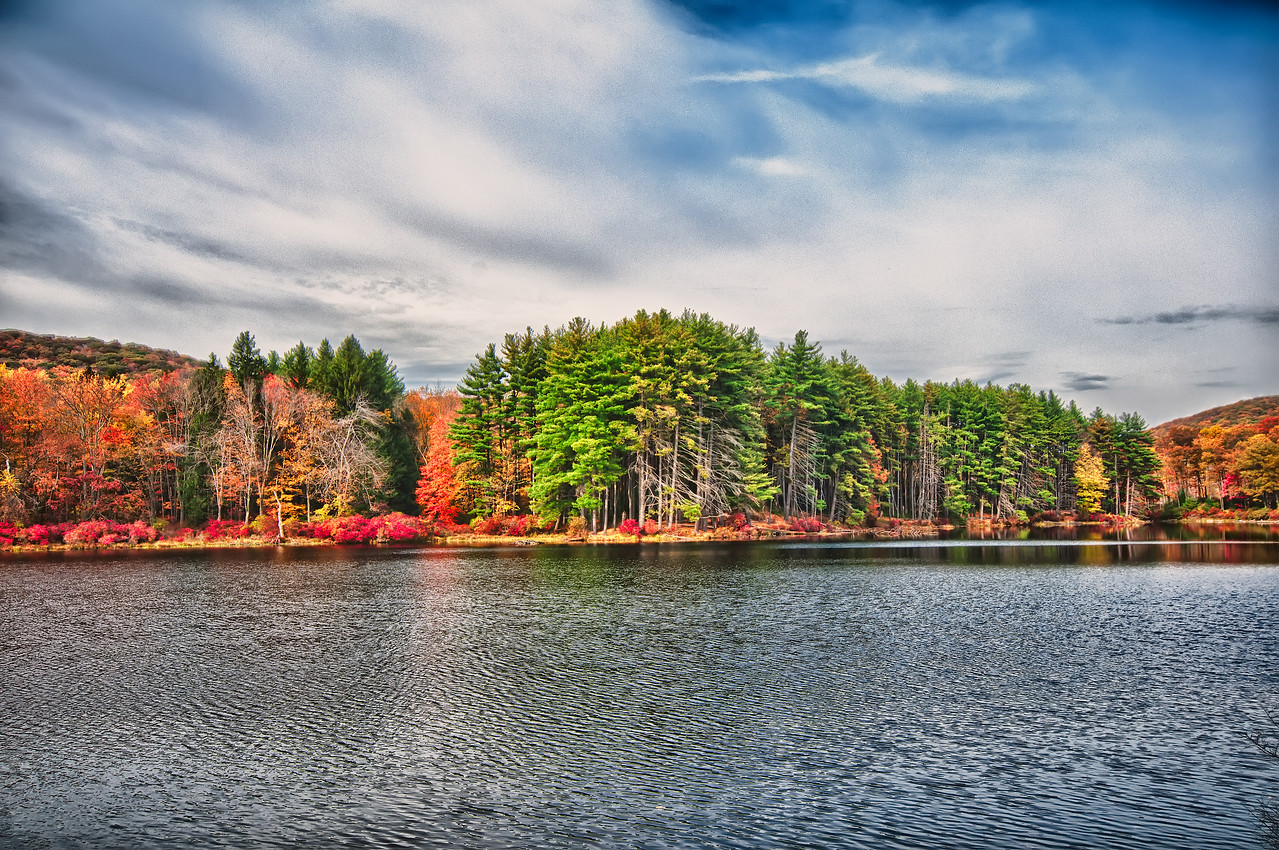 Harriman State Park_NYS_Fall Foliage
