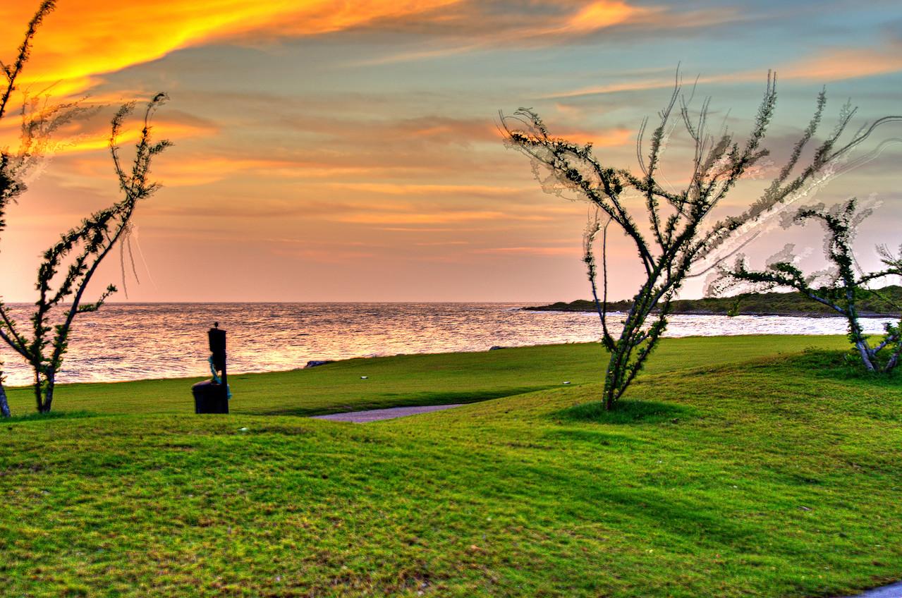 Curacao_Sunset