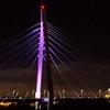 Spire Bridge across the River Wear.