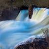 Spokane Falls during extreme runoff