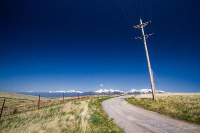 Montana Landscape - Missoula Valley