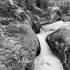 40  G Lava Canyon Creek BW