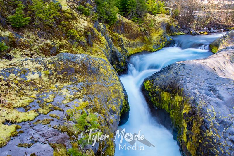 39  G Lava Canyon Creek