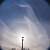 23  G Halo, Circumzenithal Arc, Upper Tangent, Upper Suncave Arc, Parhelion and Parhelic Circle Wide Circle V