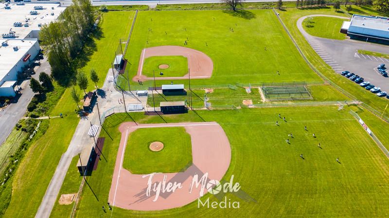 14  G Baseball Fields