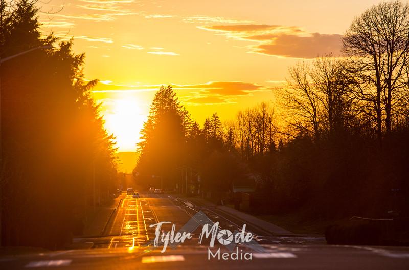 1  G Onsdorff Sunset