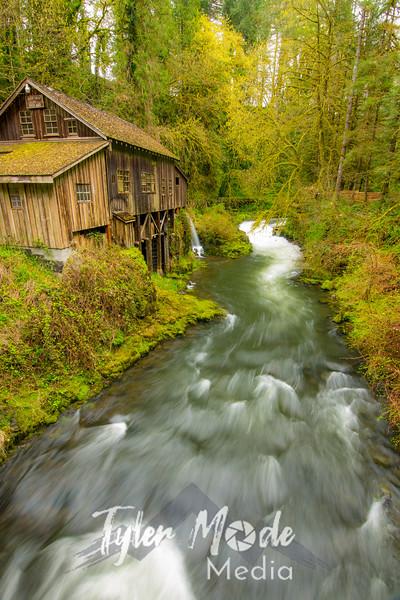 21  G Grist Mill S V