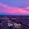 8  G Drone Sunset South