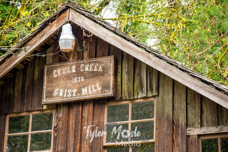 15  G Grist Mill