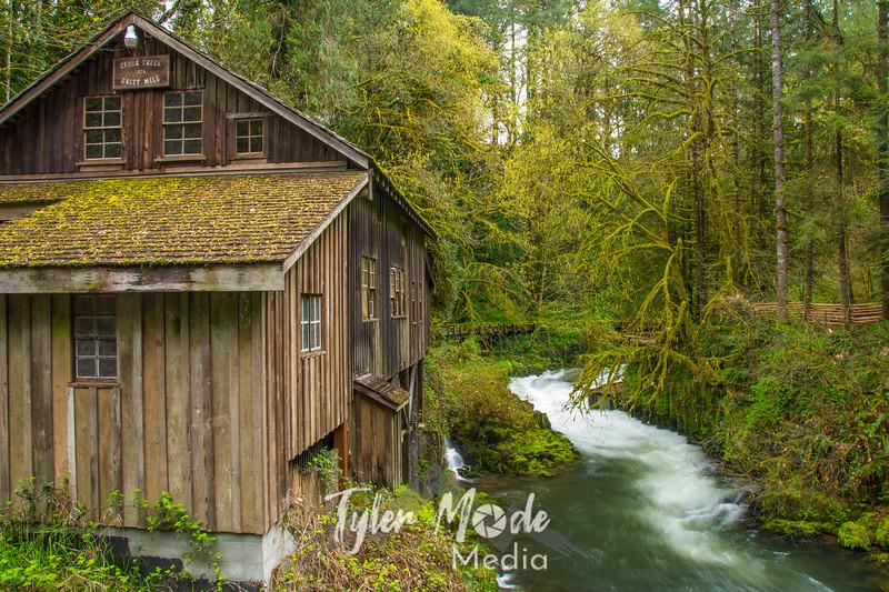 11  G Grist Mill