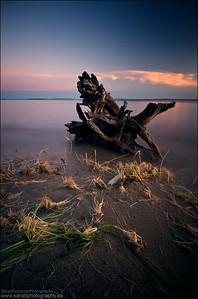 Lake Huron. Blind River, Ontario.