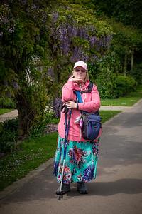 Tam in Priory Park