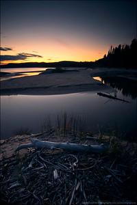 Lake Superior. Neys, Ontario