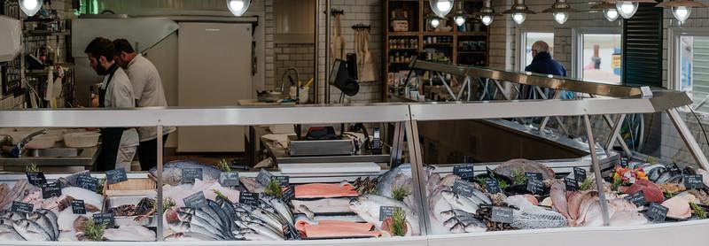 Osborne & Sons Fishmonger and Seafood Hall