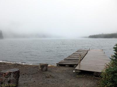 Float Plane Landing Dock