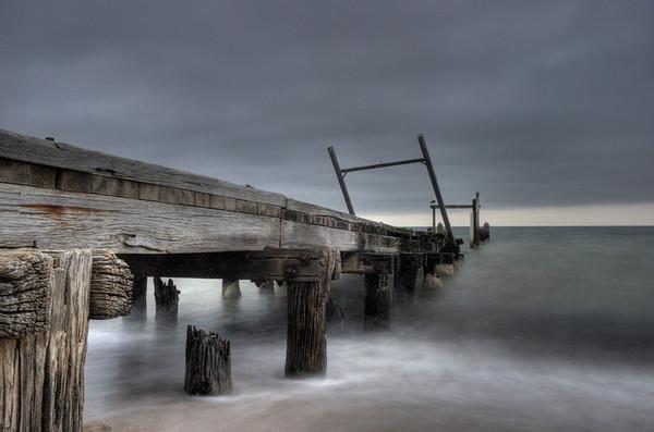 St Kilda Beach Pier