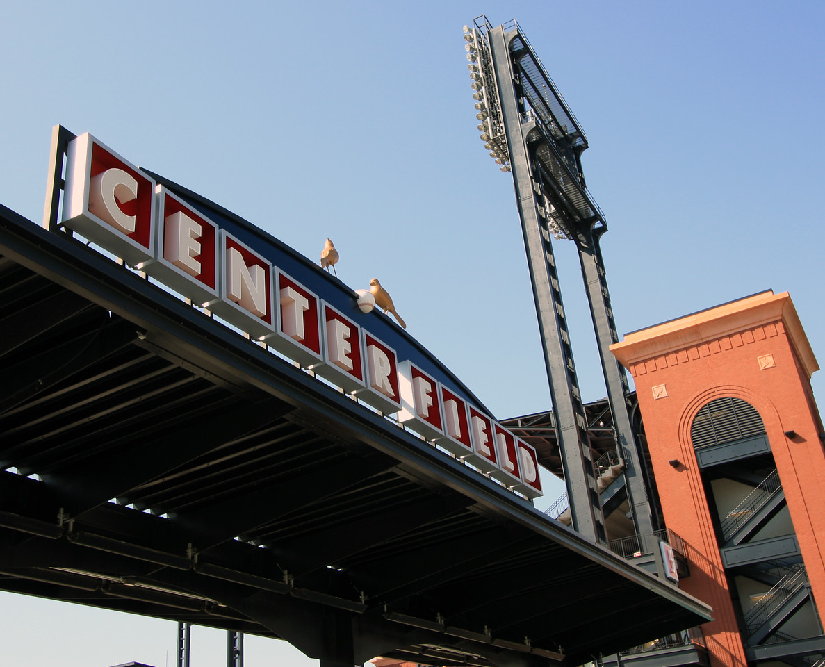 Busch Field<br /> <br /> St. Louis, March 2009