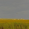 St. Simons from Plantation Creek under Storm Conditions from the Lady Jane 08-05-16