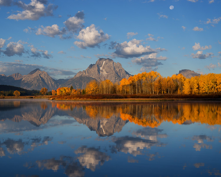 Oxbow Reflection
