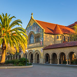 Stanford Memorial Church, Stanford University, Palo Alto California