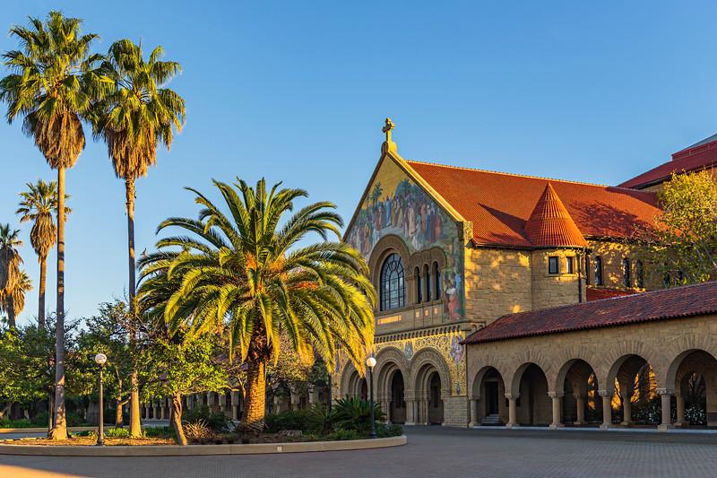 Stanford Memorial Church, Stanford, University