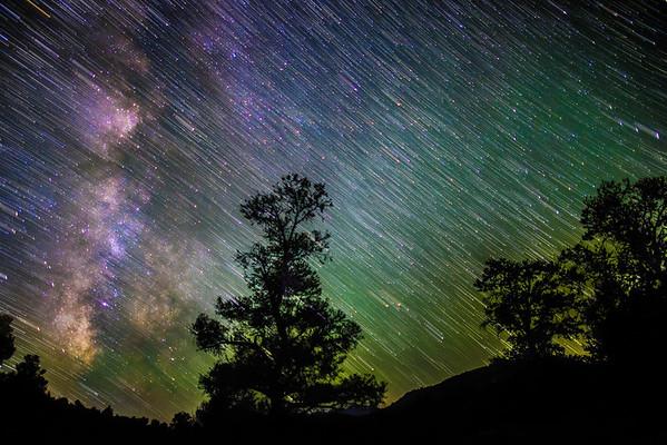 Great Basin National Park Startrails