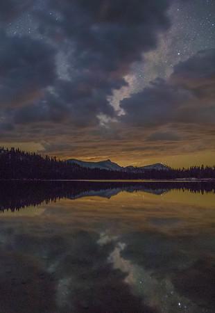 Shades of Beauty, Tenaya Lake, Yosemite