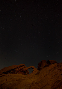 Arch Rock, Valley of Fire, NV