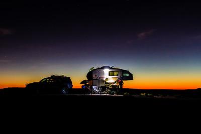 Alstrom Point Sunset  L4