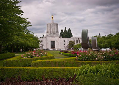State Capitol, Salem, OR