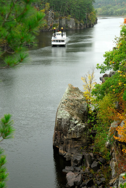 St. Croix River at Taylors Falls