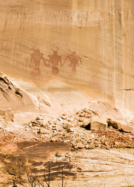 Calf Creek Sentinals