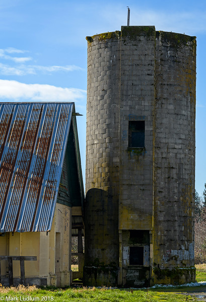Northern State Hospital Silo 02-2018