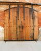 Wood Door Port Townsend 02-2010