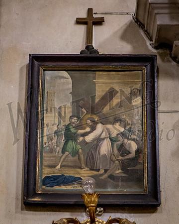 5 Chiesa Del Gesu- Montepulciano  Italy
