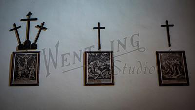10-12 Chiesa di San Giovanni Battista - Bagno Vignoni, Italy