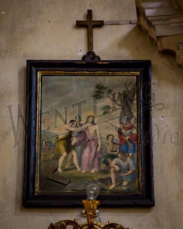 10 Chiesa Del Gesu- Montepulciano  Italy