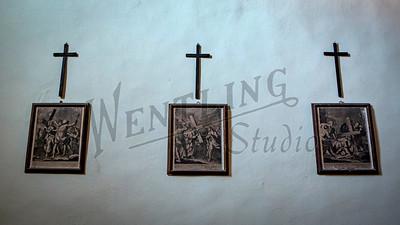3-5 Chiesa di San Giovanni Battista - Bagno Vignoni, Italy-2