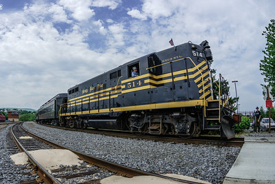 Steamtown National Historic Site ~ Read the whole store @ http://goo.gl/O8zQIz