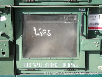 Wall Street Lies, San Francisco 2010