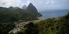 Pitons and the Soufriere Valley