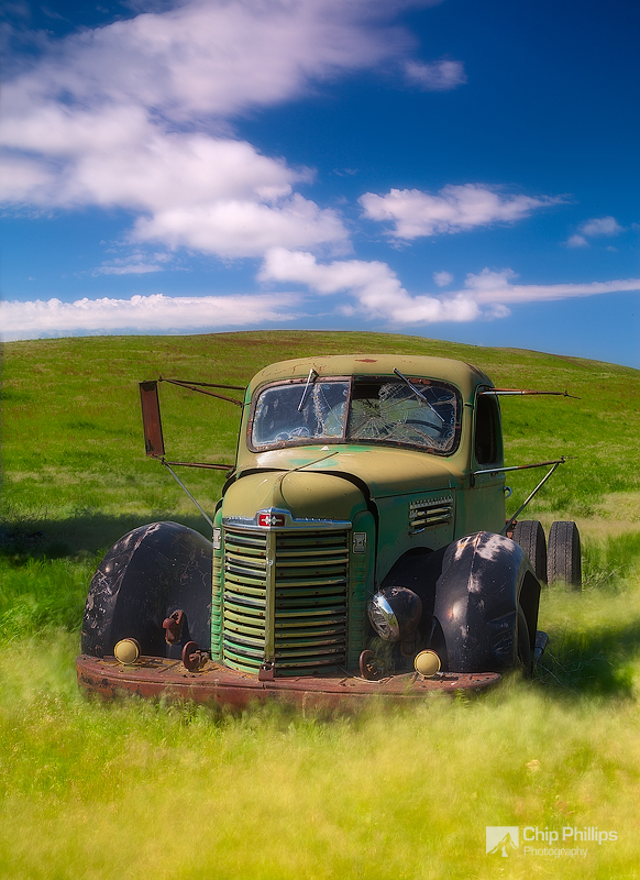 Old Truck, Palouse