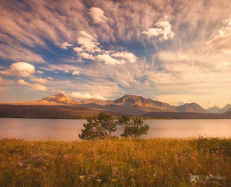 Saint Mary Lake Summer
