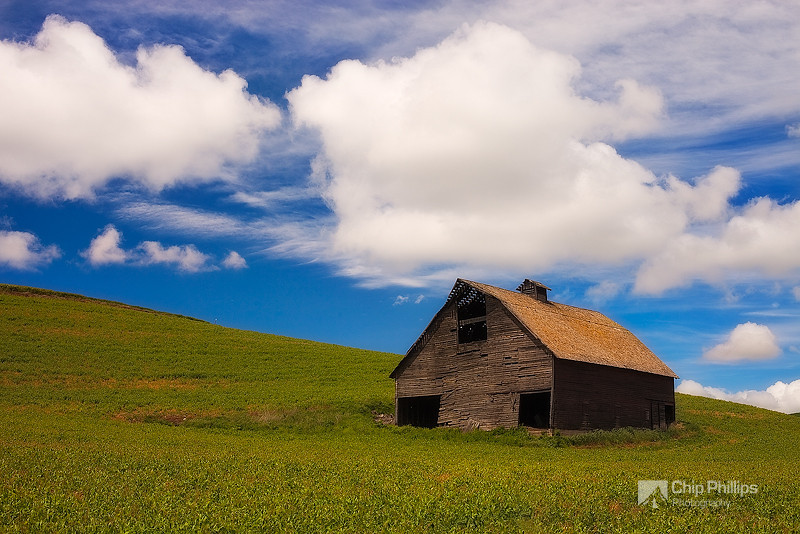 Palouse Barn #1