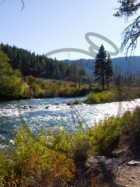 Truckee River in California