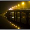 Bridge at night I<br /> Stokmarknes